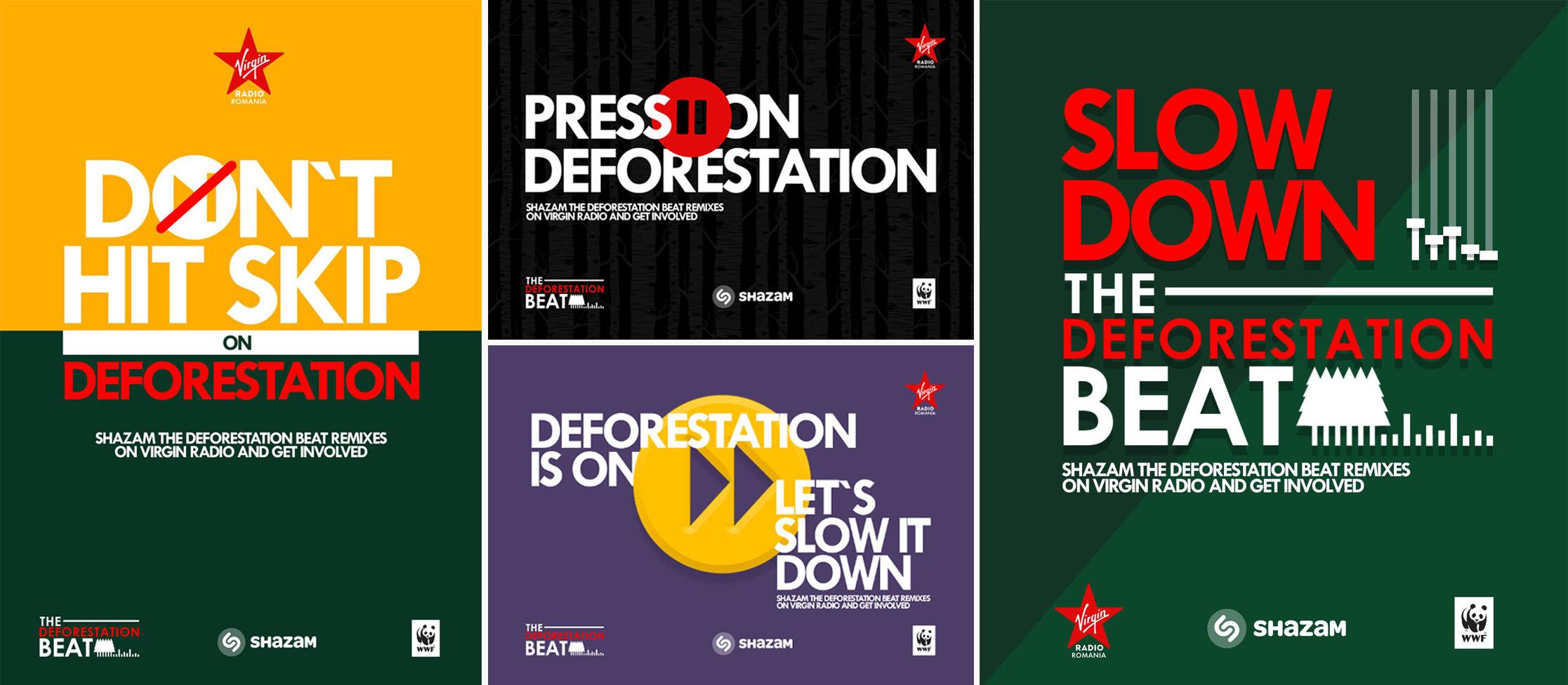 Deforestation Content Arranged